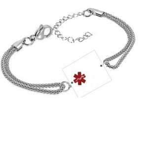 Bracelet Square Charm[2399]