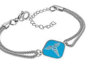 bracelet chain Blue[2408]