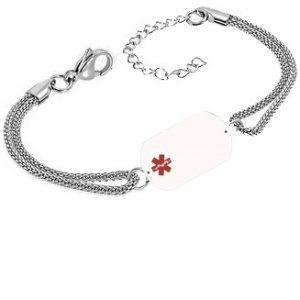 bracelet chain Rectangle[2397]